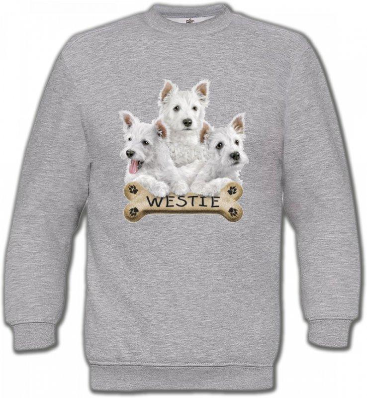 Sweatshirts UnisexeWestieWestie (E)
