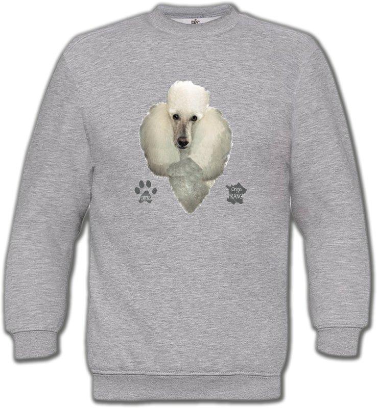 Sweatshirts UnisexeCanichesCaniche (E)