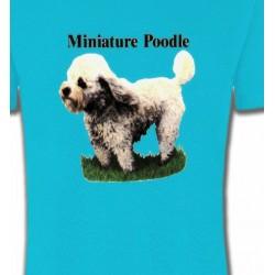 T-Shirts Races de chiens Caniche nain (B)