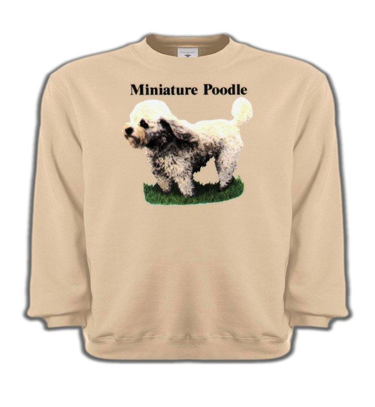 Sweatshirts EnfantsCanichesCaniche nain (B)