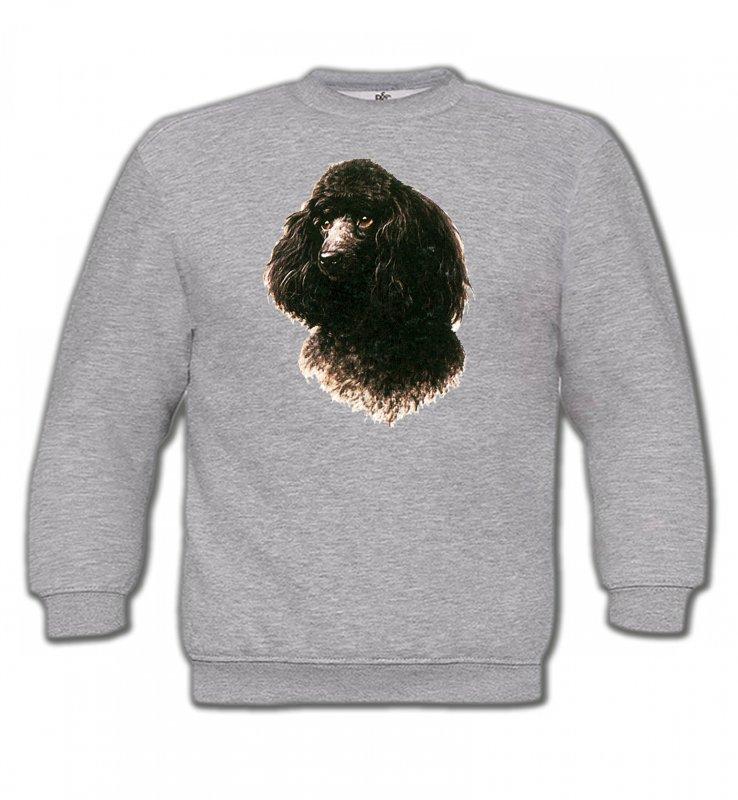 Sweatshirts EnfantsCanichesCaniche (M)