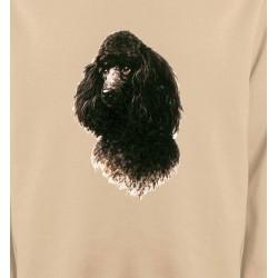 Sweatshirts Races de chiens Caniche (M)