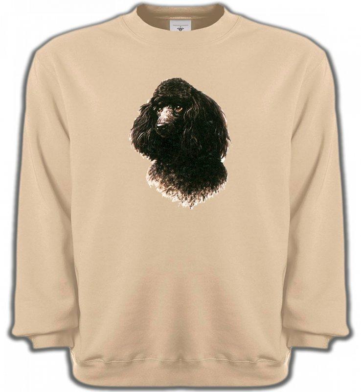 Sweatshirts UnisexeCanichesCaniche (M)