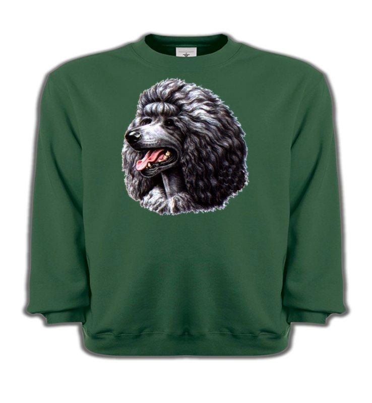 Sweatshirts EnfantsCanichesCaniche noir (Q)