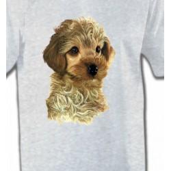 T-Shirts Caniches Bébé caniche