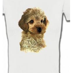 T-Shirts Races de chiens Bébé caniche