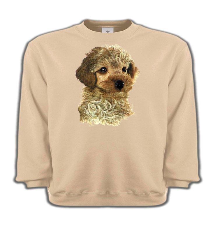 Sweatshirts EnfantsCanichesBébé caniche