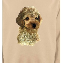 Sweatshirts Races de chiens Bébé caniche