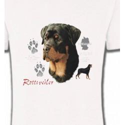 T-Shirts Races de chiens Rottweiler (F)