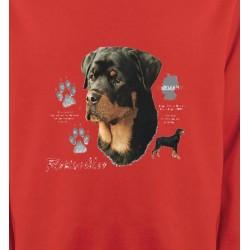 Sweatshirts Races de chiens Rottweiler (F)