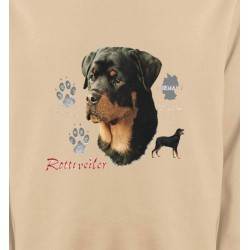 Sweatshirts Sweatshirts Unisexe Rottweiler (F)