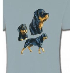 T-Shirts Races de chiens Rottweiler (D)