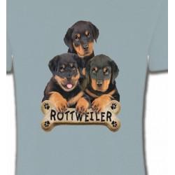 T-Shirts Races de chiens Bébés Rottweilers (R)