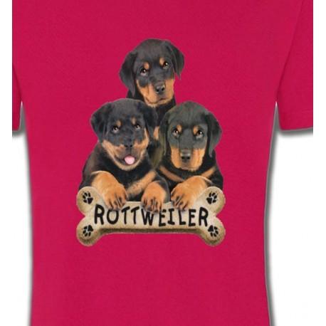 Bébés Rottweilers (R)