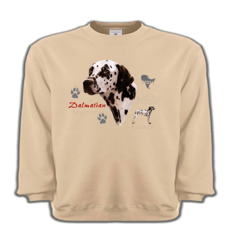Sweatshirts EnfantsDalmatiensDalmatien (N)