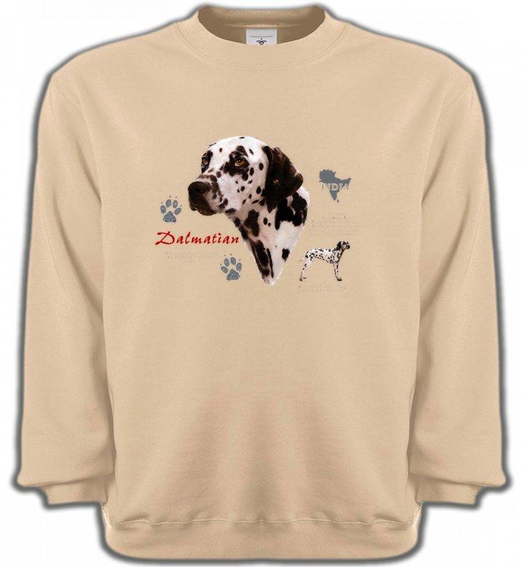 Sweatshirts UnisexeDalmatiensDalmatien (N)