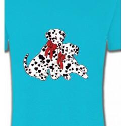 T-Shirts Races de chiens Bébés Dalmatiens (B)