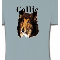 T-Shirts Races de chiens Colley (I)