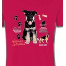 T-Shirts Berger Allemand Bébé Berger Allemand (C)
