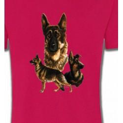 T-Shirts Berger Allemand Berger Allemand (G)