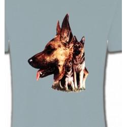 T-Shirts Berger Allemand Berger Allemand (F)