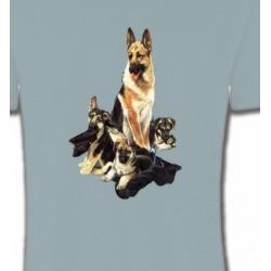T-Shirts Berger Allemand Famille Berger Allemand (E)
