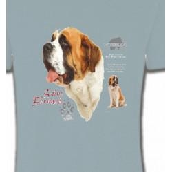 T-Shirts Saint Bernard Saint Bernard (A)